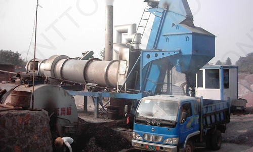 ASPHALT DRUM MIX PLANT-dhb60