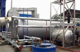 Bitumen supply system